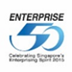 2015 Enterprise 50 Winner